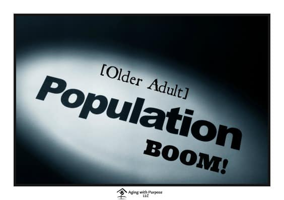 Boom Goes the American Population : Older Adults