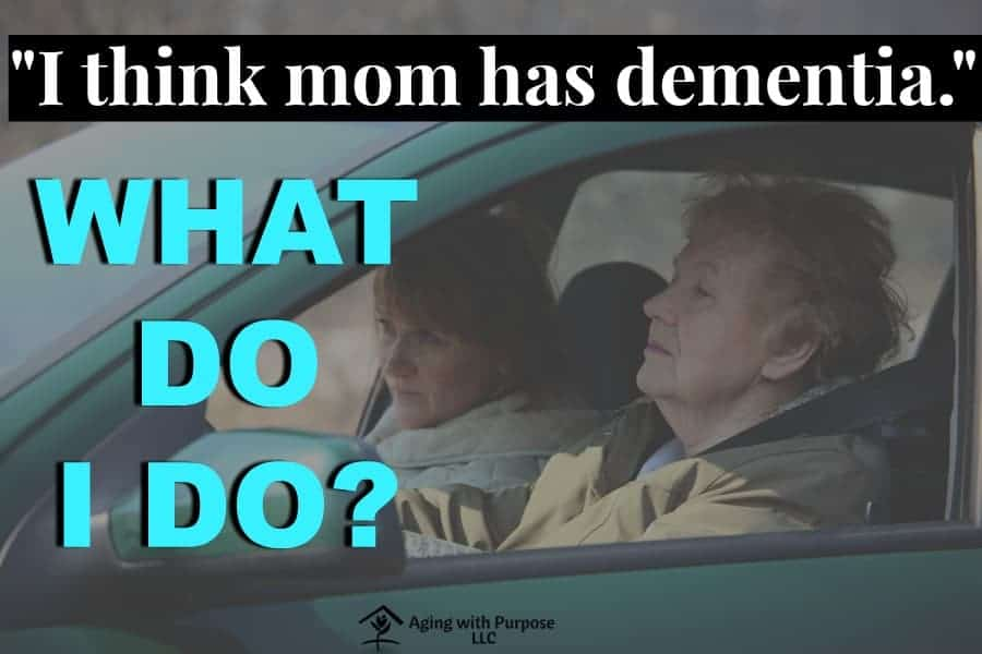My Mom has Dementia | What Can I do? | Occupational Therapy