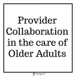 Provider Collaboration for Older Adults Buffalo NY