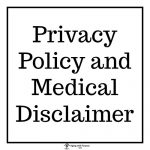 Privacy Policy and Medical Disclaimer
