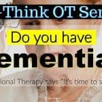 Dementia Screening | Buffalo Occupational Therapy