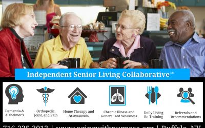 WNY Independent Senior Living Collaborative |Buffalo Occupational Therapy