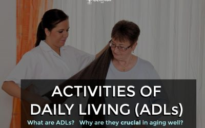 Activities of Daily Living (ADLS) are Fundamental to Aging Well   Buffalo Occupational Therapy