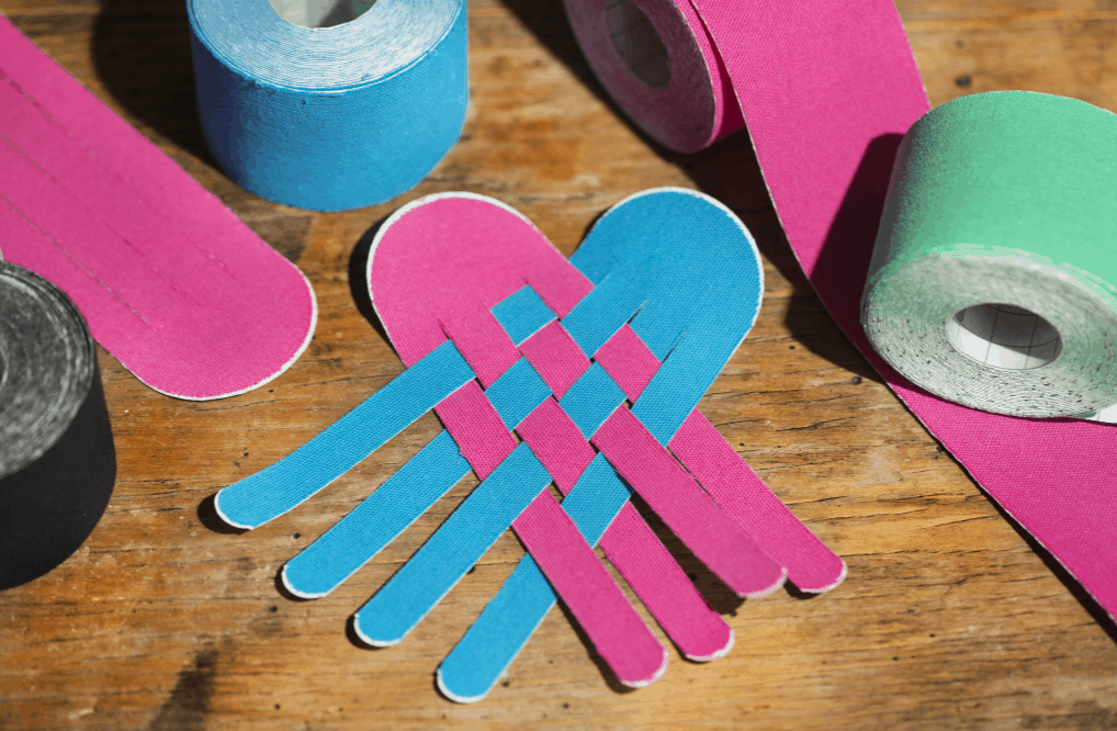 Kinesiology Tape | Alternative Pain Management | Buffalo Occupational Therapy