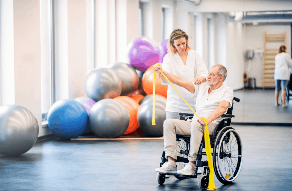Therapy and Rehabilitation Exploitation - Buffalo Occupational Therapy - Aging with Purpose