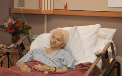 """""""The hospital told me I need to go to a nursing home."""" 