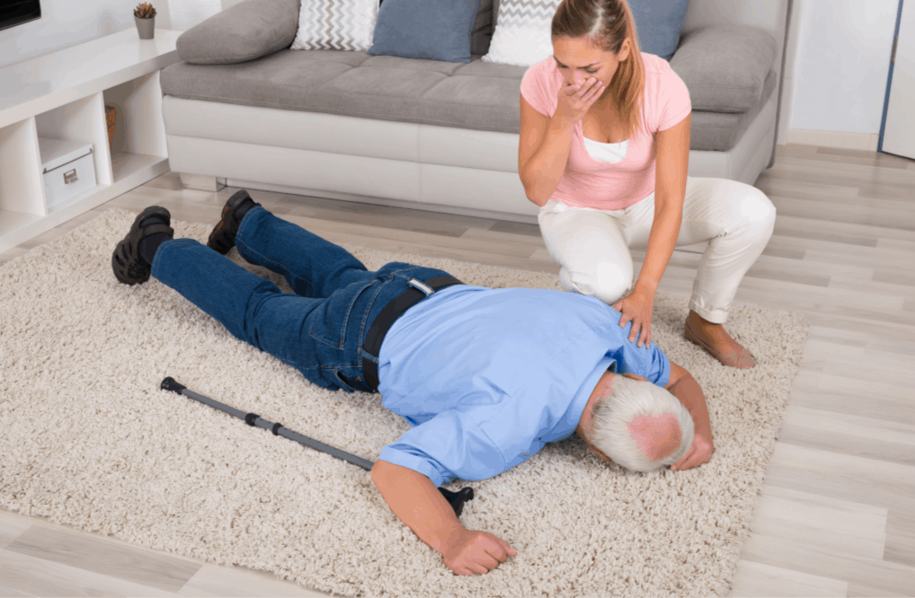 Deadly Effects of the falling cycle - Buffalo Occupational Therapy - Aging with Purpose